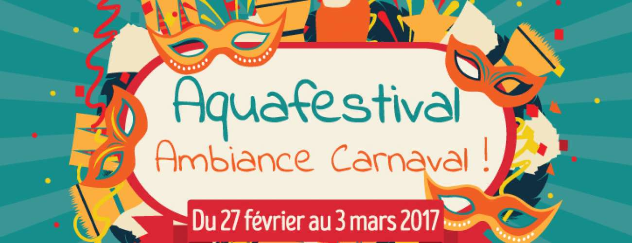 Carnaval aux Aqualies!